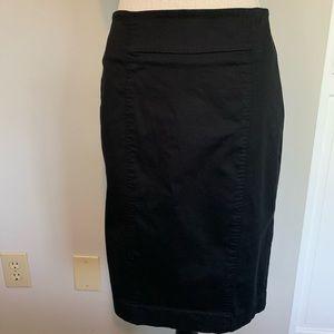 Loft Knee length, pencil skirt